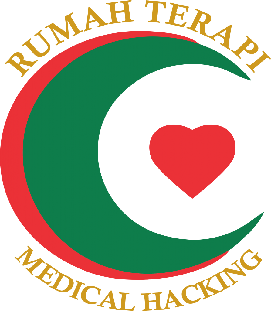 LOGO RS MEDICAL HACKING GOLD