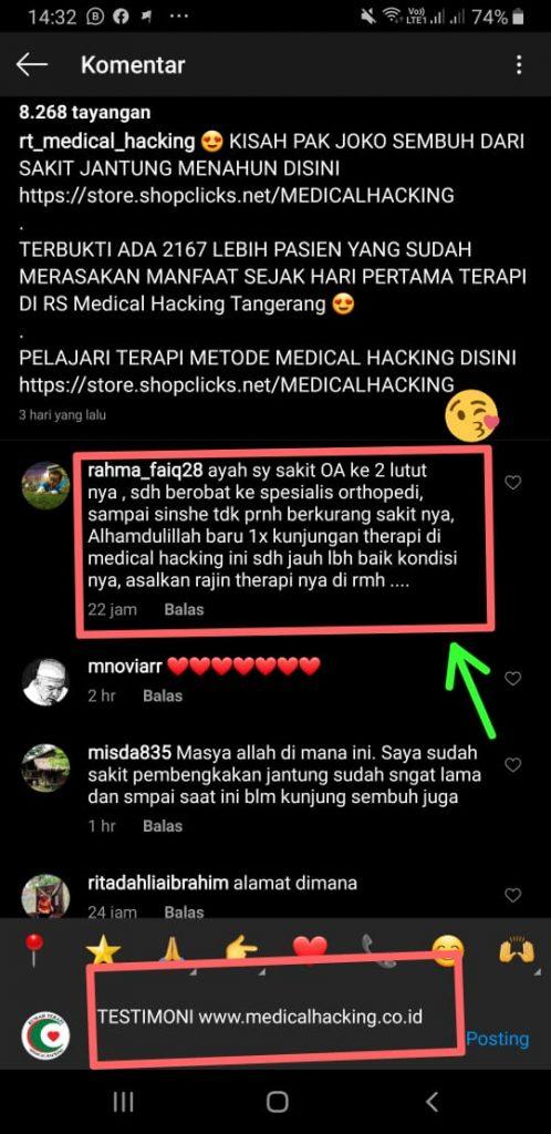 TESTIMONI MEDICAL HACKING 3