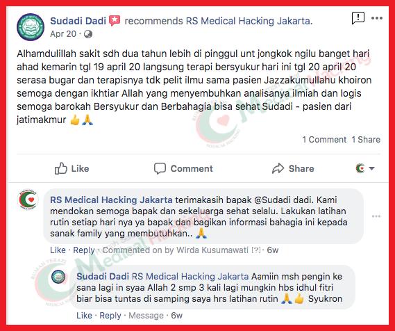 TESTIMONI MEDICAL HACKING 4